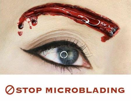 میکروبلیدینگ,میکروبلیدینگ چیست,میکروبلیدینگ ابرو