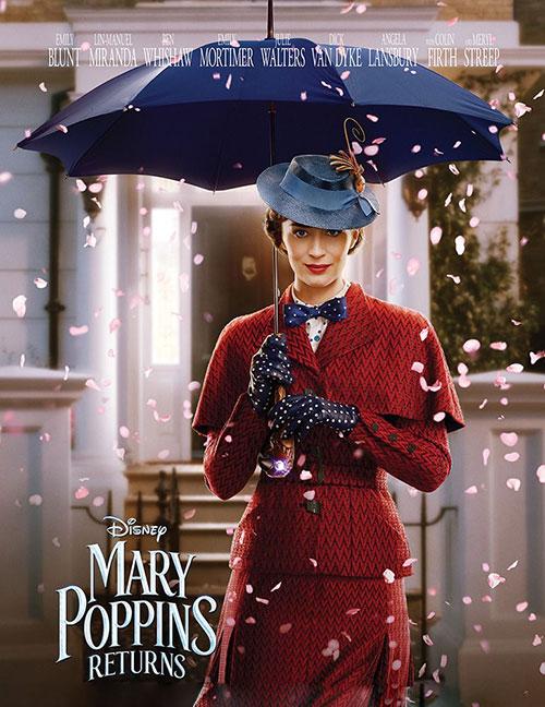 دانلود دوبله فارسی فیلم بازگشت مری پاپینز Mary Poppins Returns 2018