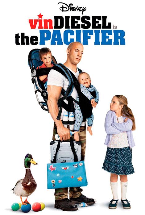 دانلود دوبله فارسی فیلم The Pacifier 2005