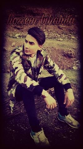 عکس جدید حسین بی همتا ( 4 )