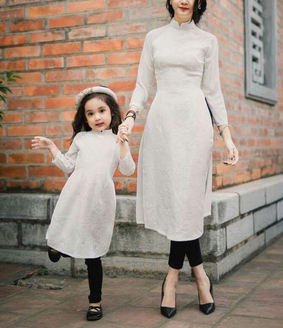 ست لباس مادر و دختر اسپرت اینستاگرام