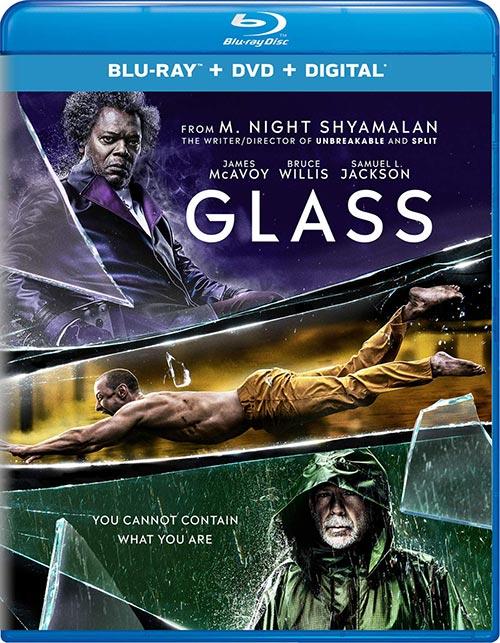 دانلود دوبله فارسی فیلم شیشه دوبله  Glass 2019