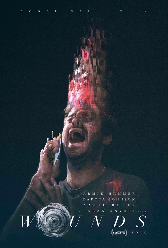 دانلود زیرنویس فارسی فیلم Wounds 2019