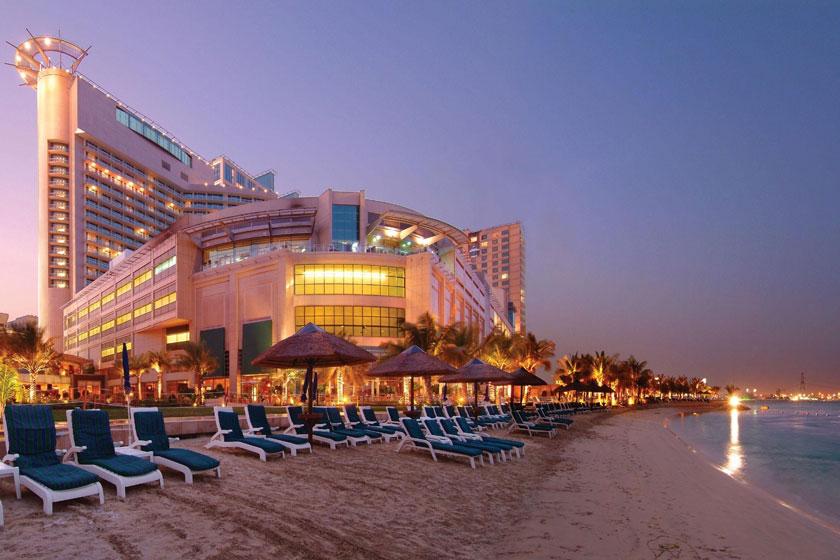 ۱۰ هتل لوکس دبی از دید گردشگران