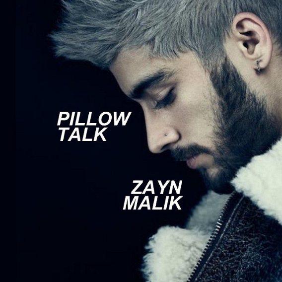 دانلود آهنگ Pillowtalk از زین مالک Zayn با کیفیت 320 + متن و ترجمه
