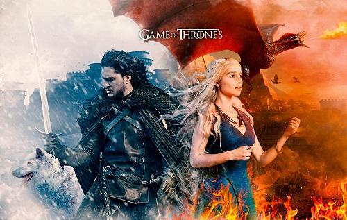 دانلود کامل سریال گیم اف ترونز Game of thrones