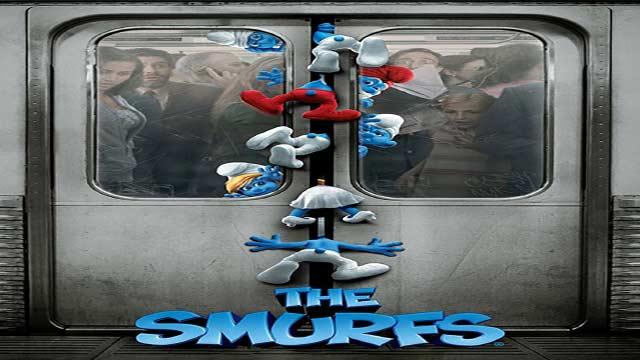 انیمیشن اسمورف ها 1 با دوبله فارسی-The Smurfs 2011