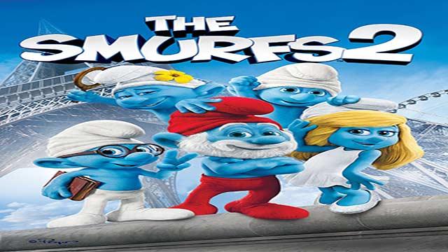 انیمیشن اسمورف ها 2 با دوبله فارسی-The Smurfs 2 2013