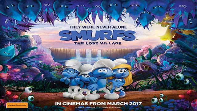 انیمیشن اسمورف ها 3:دهکده گمشده دوبله فارسی-Smurfs: The Lost Village 2017