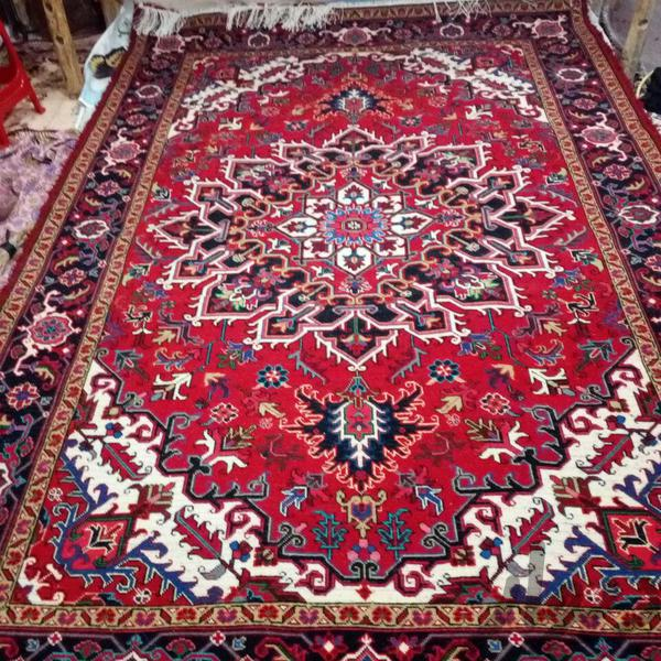 قیمت روز فرش دستبافت هریس آذربایجان - سال 1398