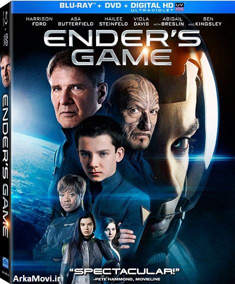 دانلود دوبله فارسی فیلم اندرز گیم Ender's Game 2013