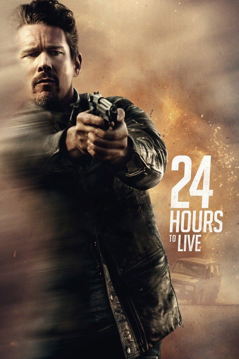 دانلود فیلم ۲۴ Hours to Live 2017
