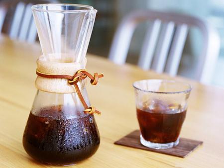 آموزش درست کردن قهوه سرد,نحوه درست کردن قهوه سرد