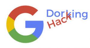 آخرین دورک های 2019 گوگل هکینگ