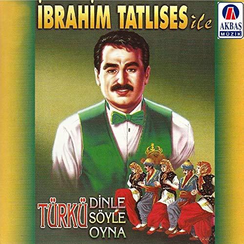دانلود آهنگ اولرینده لامپالاری یانیور از ابراهیم تاتلیس