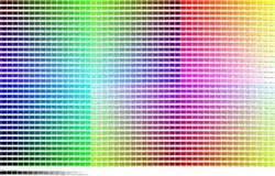 مرجع کد رنگ ها برای زبان HTML