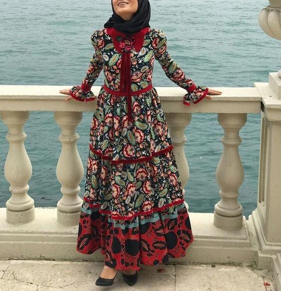 مدل مانتو های افغانستان