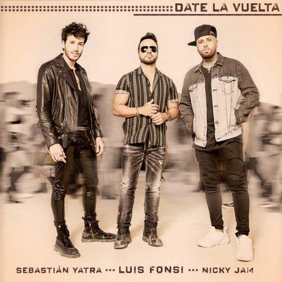 دانلود آهنگ Date La Vuelta از لوییس فانسی Luis Fonsi و نیکی جم + متن