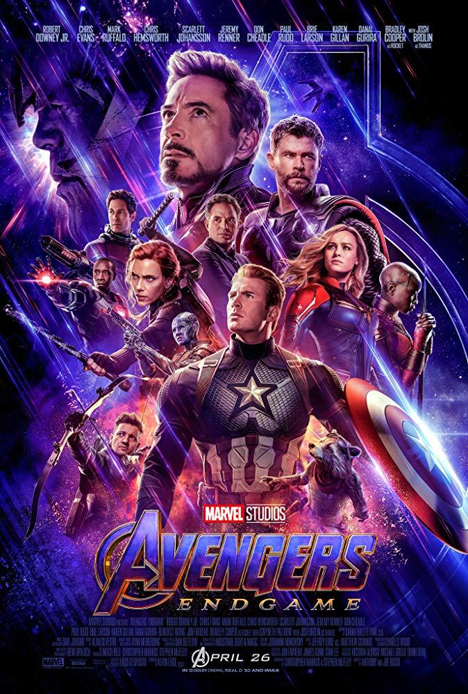 دانلود فیلم Avengers Endgame 2019