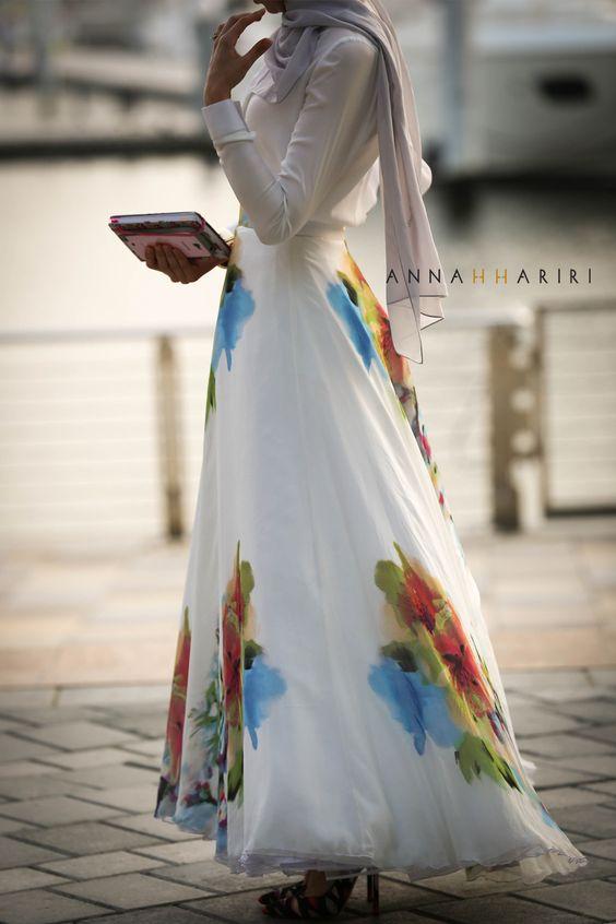 مدل لباس بلند اینستاگرام
