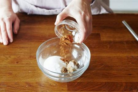 مراحل درست کردن نان رول شکری, شیوه درست کردن نان رول شکری