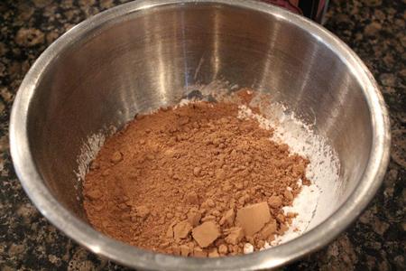 آموزش درست کردن کوکی شکلاتی,کوکی شکلاتی بدون آرد