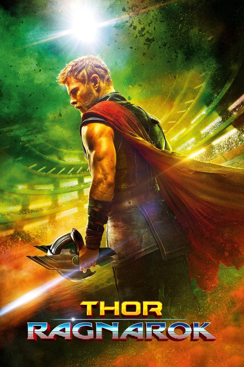 دانلود فیلم Thor: Ragnarok 2017 دوبله فارسی