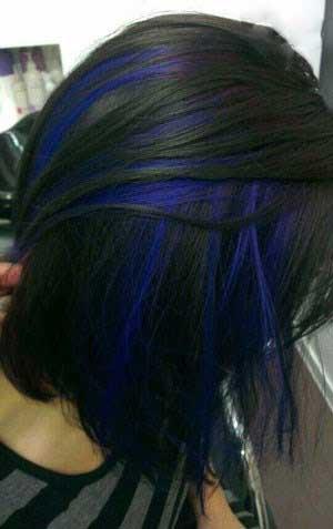 انواع هایلایت مو