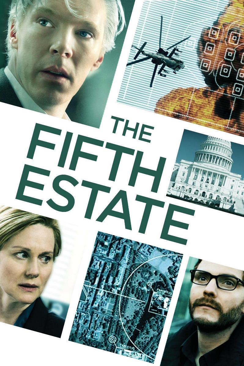 دانلود فیلم The Fifth Estate 2013 دوبله فارسی
