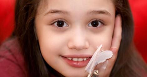 جشن تولد ۸ سالگی بارانا دختر بنیامین بهادری + عکس