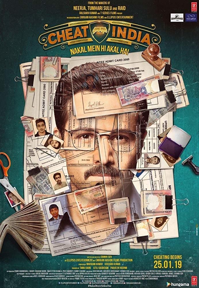 دانلود فیلم Why Cheat India 2019 با زیرنویس فارسی