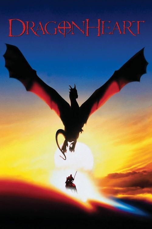 دانلود فیلم قلب اژدها DragonHeart 1996