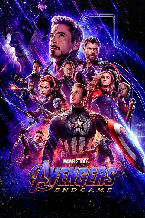 دانلود فیلم آونجرز: پایان بازی Avengers Endgame 2019