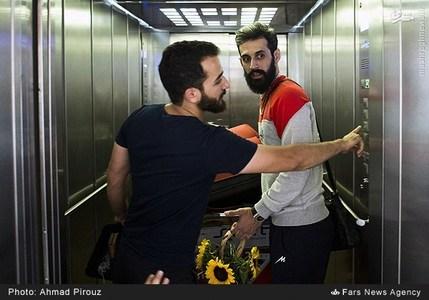 بازگشت بازیکنان والیبال به تهران