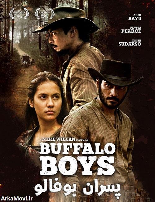 دانلود دوبله فارسی فیلم پسران بوفالو Buffalo Boys 2018