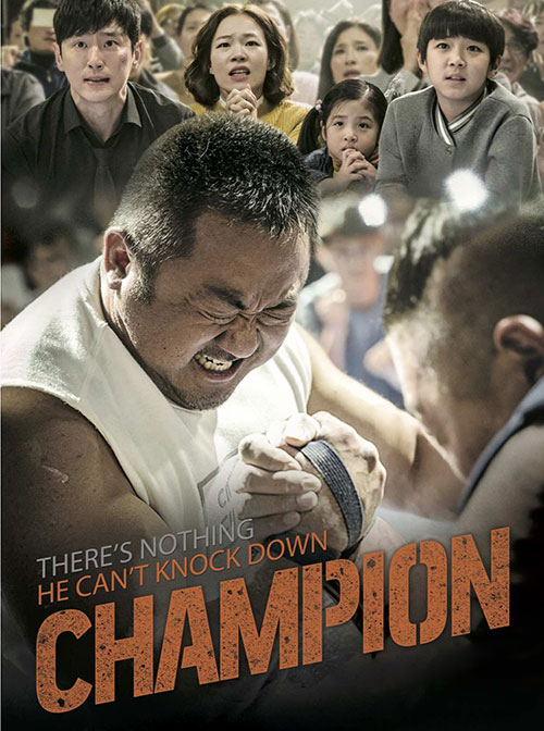 دانلود دوبله فیلم قهرمان Champion 2018