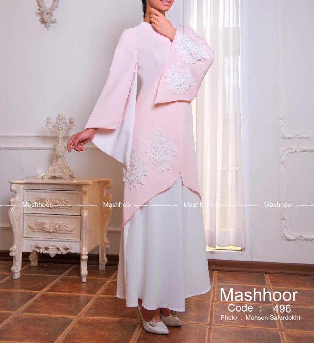 مدل مانتو برای عروس خانم ها