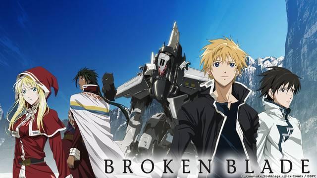 دانلود انیمه Break Blade