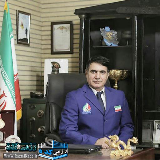 استاد مجید ملکی رئیس سبک لی چوان ووشو