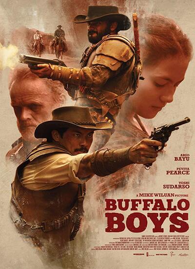 دانلود فیلم پسران بوفالو Buffalo Boys 2018 دوبله فارسی