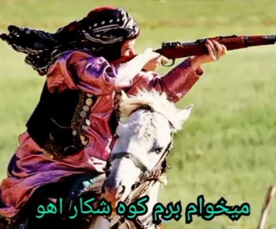 دانلود آهنگ میخوام برم کوه شکار آهو از حسین عامری | Hosein Ameri