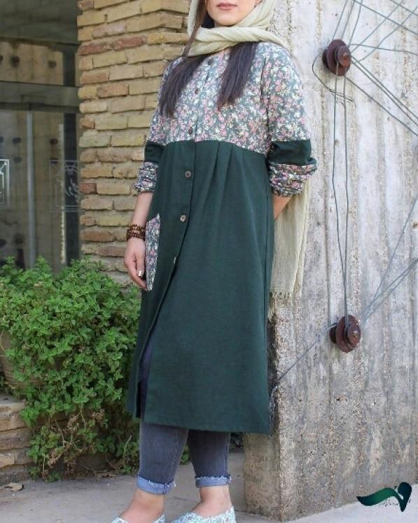مدل مانتوهای جدید تابستانه تهران