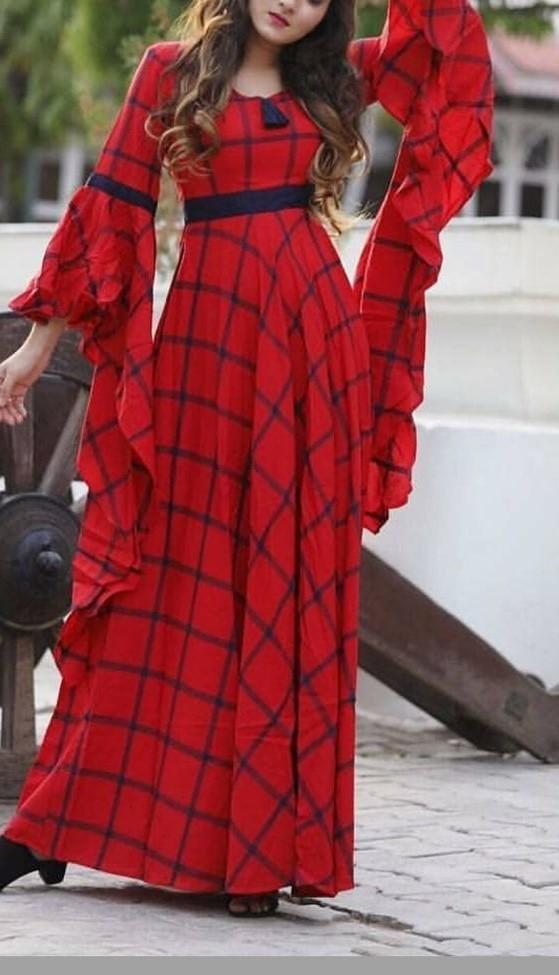 مدل پیراهن بلند زنانه مجلسی پوشیده