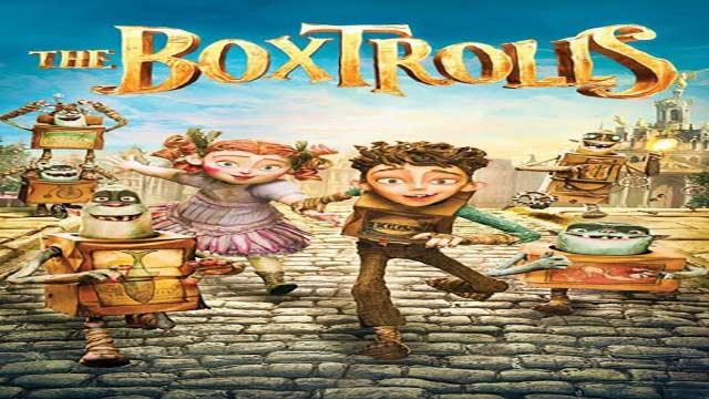 انیمیشن غول های جعبه ای-دوبله-2014 Boxtrolls