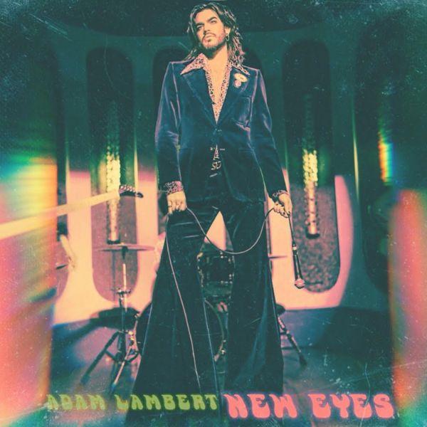 دانلود آهنگ New Eyes از Adam Lambert با کیفیت 320 + متن ترانه