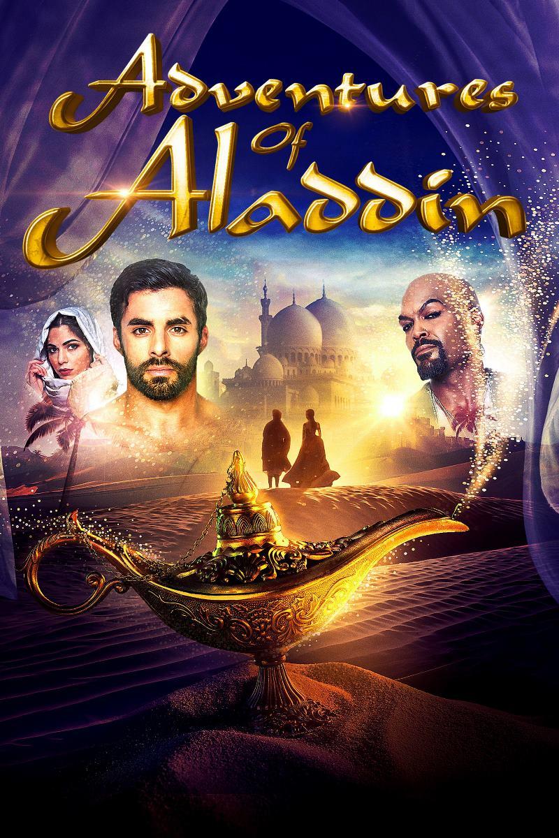 دانلود فیلم Adventures of Aladdin 2019 با زیرنویس فارسی