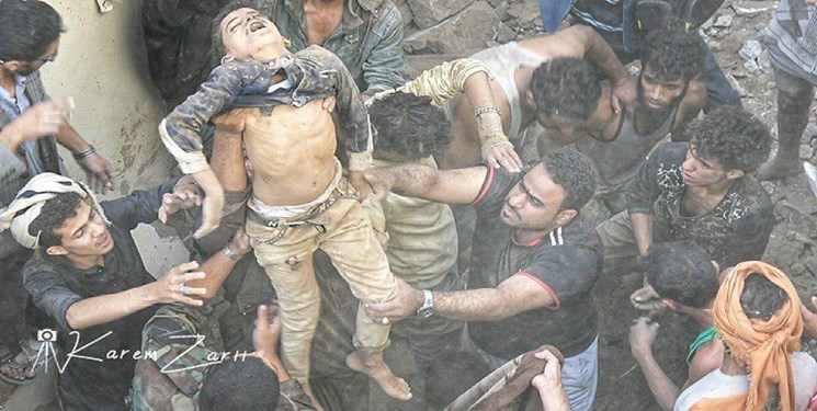58 کشته و زخمی؛ حملات خونبار سعودی به نقاط مسکونی صنعاء