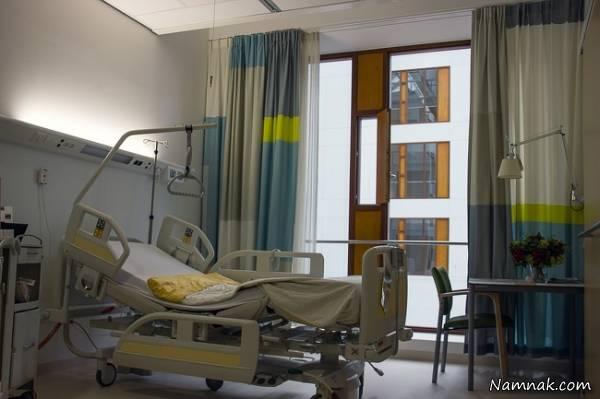 معما جیمز و بیمارستان