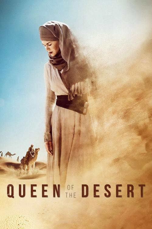 دانلود دوبله فارسی فیلم Queen of the Desert 2015