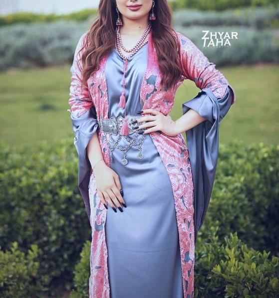 مدل لباس کردی زنانه ارومیه